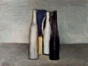 """Giorgio Morandi, """"Natura Morta"""", 1954."""