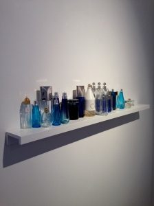"Jusuf Hadžifejzović, ""Property of Emptiness"" installation (detail), 2014"